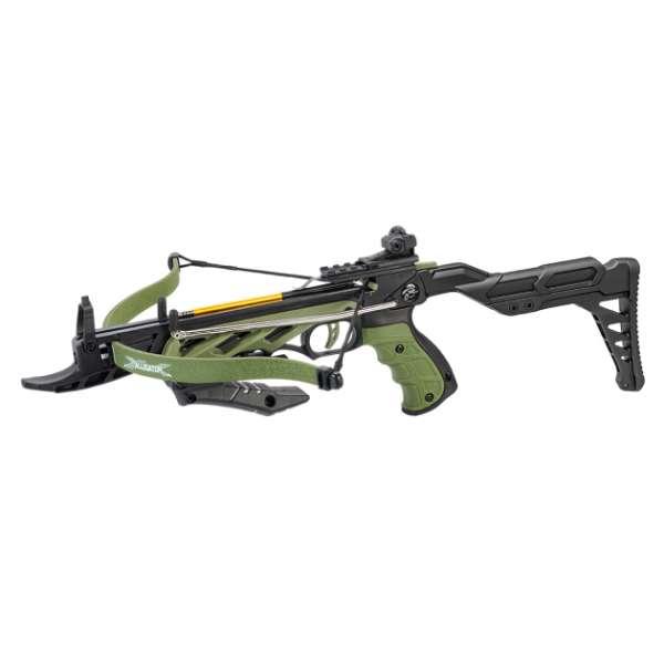 Pistolenarmbrust Alligator II 80 lbs Bicolor