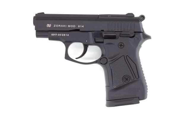 Zoraki 914 Schreckschuss Pistole 9 mm PAK Schwarz