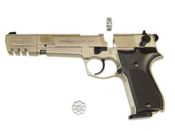 """Walther CP88 / 4"""""""