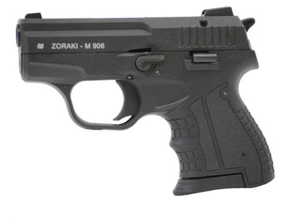 Zoraki 906 Schreckschusspistole / Gaspistole schwarz