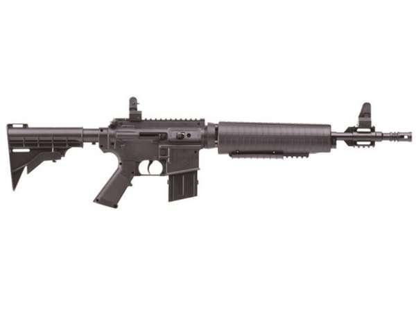 Pump-Luftgewehr Crosman Modell M4-177 schwarz