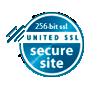 256 Bit SSL Verschlüsselung