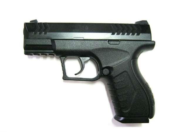 Umarex XBG, CO2 Pistole, 4,5mm BB´s