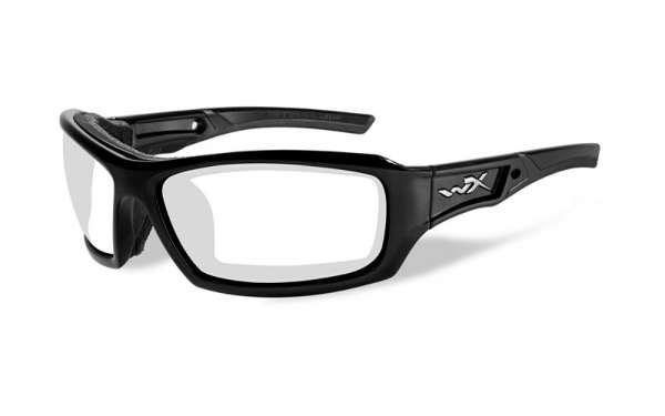 WileyX Echo R: glänzend schwarz