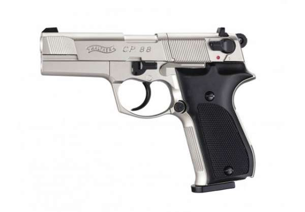Walther CP88, Co2 Pistole, bicolor