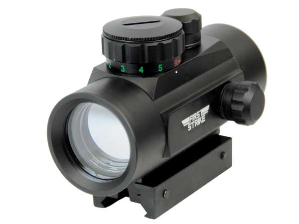 First Strike Red Dot Sight 1x30 für 11mm und Weaver