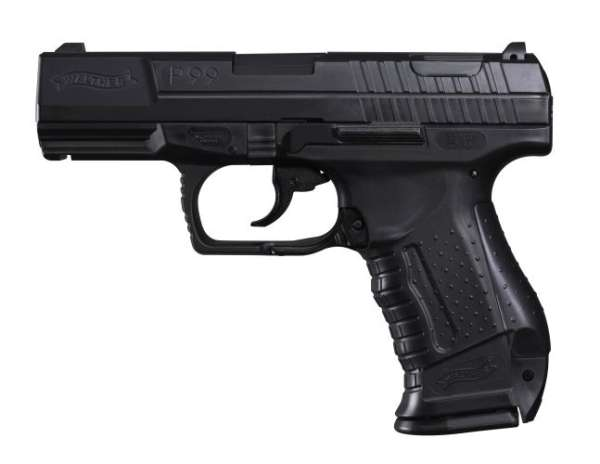 WALTHER P99, Black Softair Pistole (BESTSELLER)