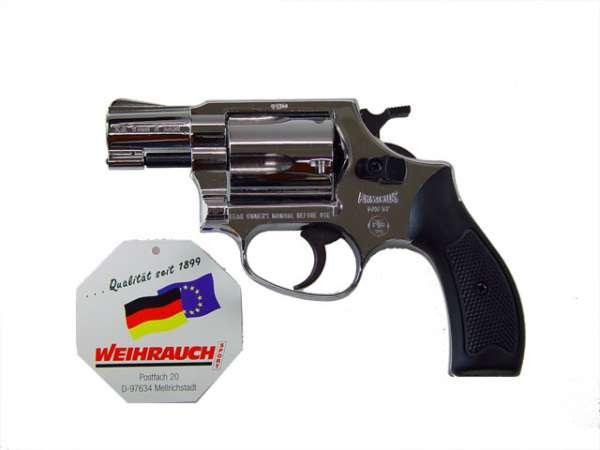 Weihrauch HW37 Revolver +50 Platzpatronen Set