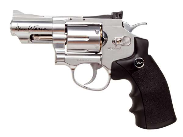 "Dan Wesson 2,5"" CO2 NBB silber"