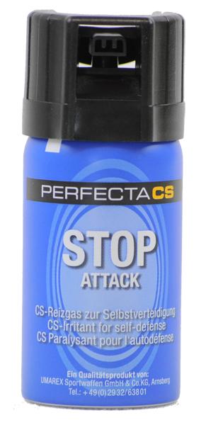 CS-Abwehrspray Perfecta Stop Attack