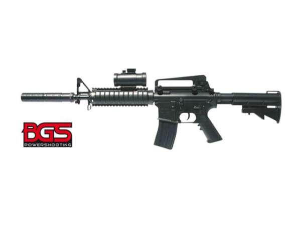 Softair Gewehr BGS M83A1 AEG im Set
