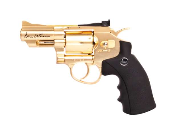 "Dan Wesson 2,5"" CO2 NBB gold"