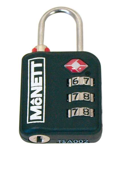 McNett 'TSA' Zahlenschloss