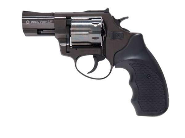 """Schreckschussrevolver GSG Viper 2,5"""" 9mm R Knall schwarz"""
