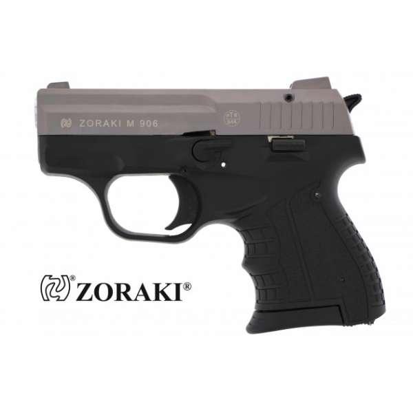 zoraki 906 schreckschusspistole 9 mm p a k titan. Black Bedroom Furniture Sets. Home Design Ideas