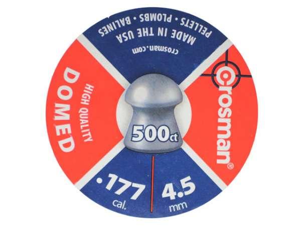 Crosman Domed Diabolo 500 St. 4,5mm (.177)