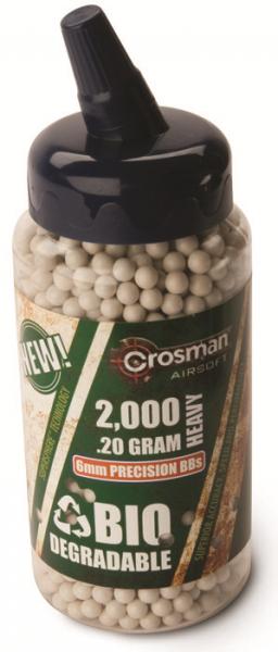 Crosman Softair Bio BB's 2000 Stück