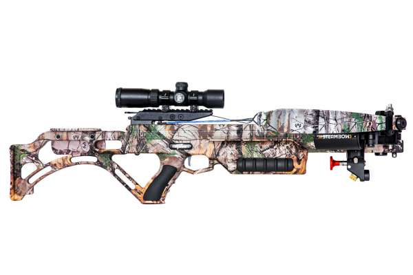 STEAMBOW Bulldog 400 Armbrust