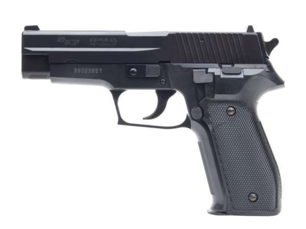 Sig Sauer P226 Federdruck Softair Pistole, Kal. 6mm BB, < 0.5 Joule, 203311