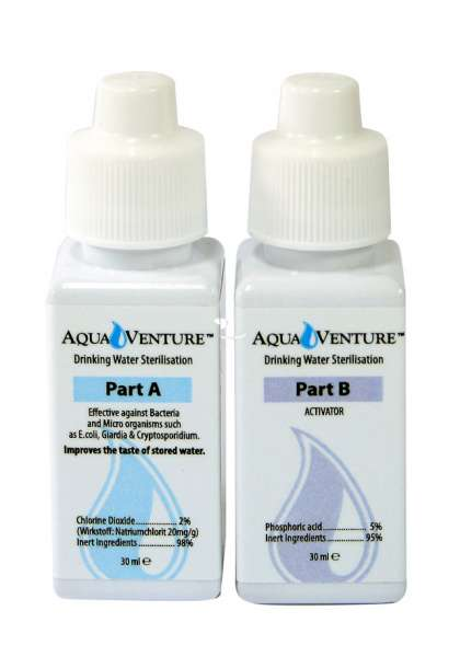 McNett Aquaventure A+B