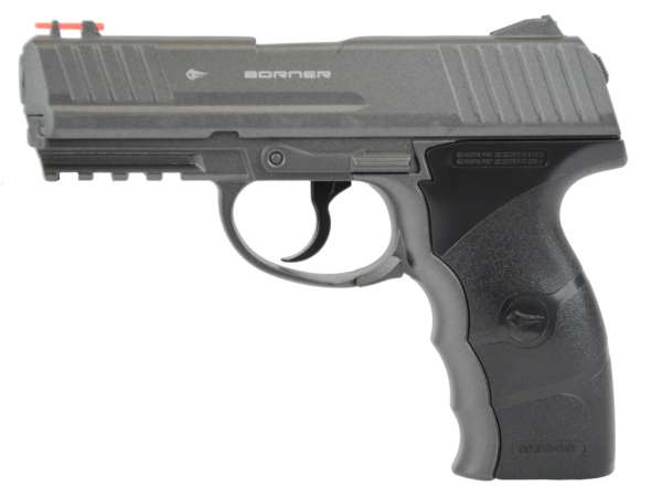 Borner WM 3000M CO2 Pistole, Air Pistol, 4,5mm (.177) BBs