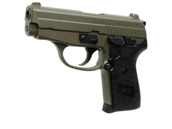 Schreckschusspistole Sig Sauer P239 9mm P.A.K. oliv