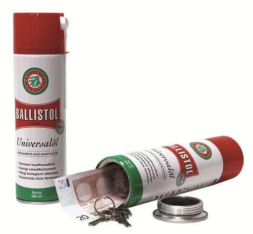 Dosentresor Ballistol 400 ml