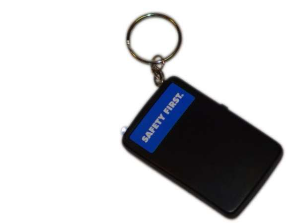 Schlüsselfinder , Schutz vor Schlüsselverlust, mit Lampe