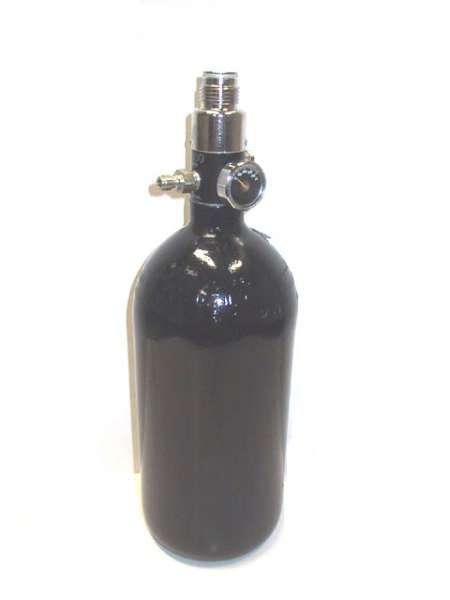 0,8 Liter HP-Flasche