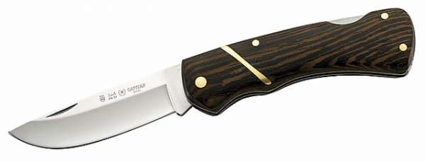 Nieto Taschenmesser, Stahl AN.58, Wenge-Holz