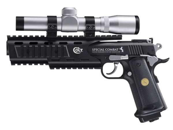 Colt Special Combat Xtreme, Co2 Pistole