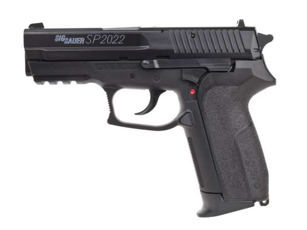 HPA Sig Sauer SP2022 Federdruck Softair Pistole, Kal. 6mm BB, < 0.5 Joule, 201476