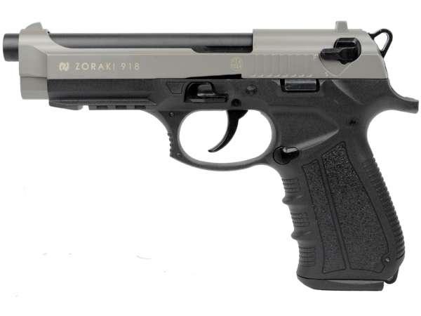 ZORAKI 918 Schreckschusspistole / Gaspistole 9 mm P.A.K. titan