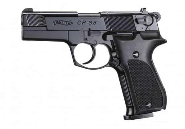 Walther CP88, Co2 Pistole, schwarz