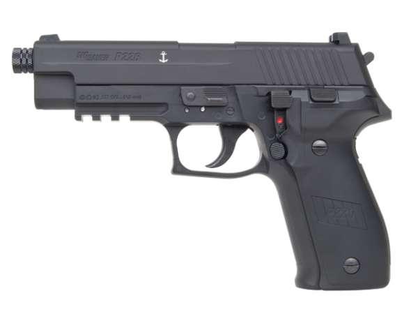 Sig Sauer P226 BlowBack