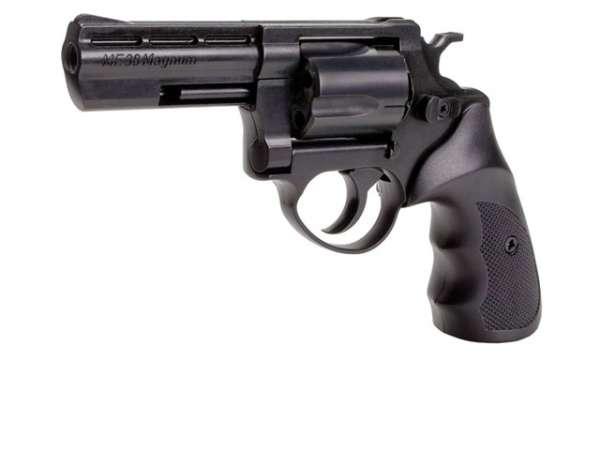 Schreckschussrevolver ME 38 Magnum 9mm R Knall brüniert