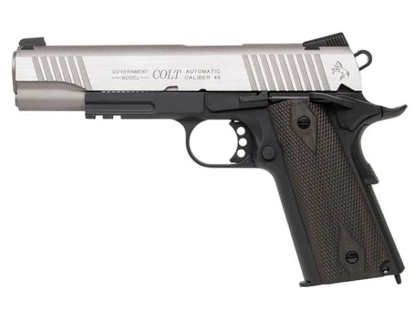 Colt 1911 Railgun Bicolor CO2 BB