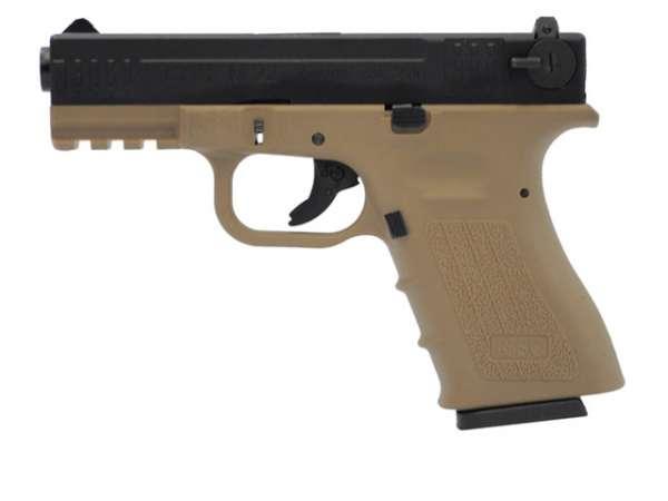 Softair Pistole ISSC M22 desert Gas Blow Back