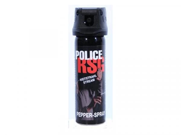 Pfefferspray Police RSG Weitstrahl 63ml