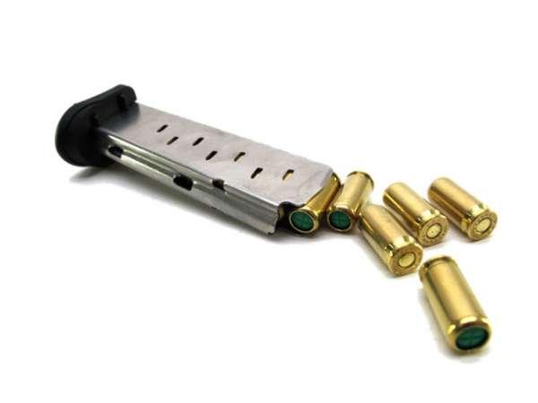 Ersatzmagazin für Gaspistole Walther PK380
