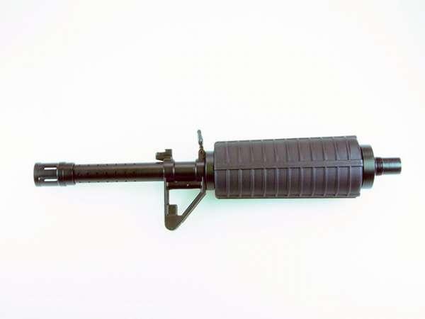 """M16 Lauf 16"""" für alle Markierer mit Spyder Gewinde"""