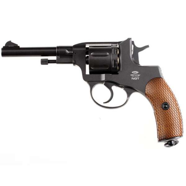 Gletcher NGT CO2 Revolver 4,5mm BB
