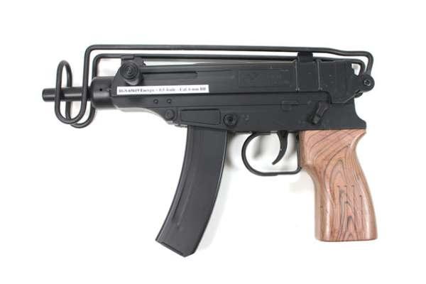 Softair MP M37F, BGS-65619, Federdruck