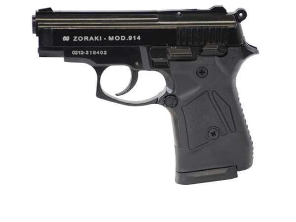 Zoraki 914 Schreckschusspistole / Gaspistole schwarz