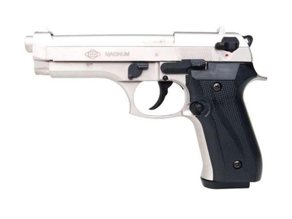 GSG Magnum Schreckschusspistole / Gaspistole, bicolor
