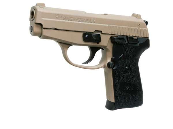 Schreckschusspistole Sig Sauer P239 9mm P.A.K. sand