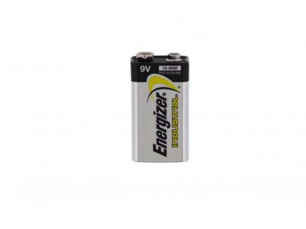 9 Volt Alkaline Batterie Energizer