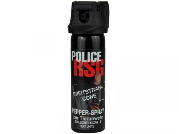 Pfefferspray Police RSG Breitstrahl 63ml