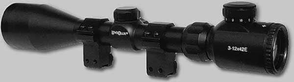 Lensolux Zielfernrohr 3-12x42E