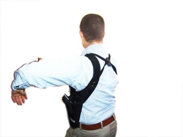Swiss Arms Schulterholster vertikal